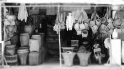 Basketry shop