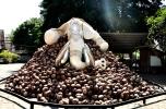 I Made Widya Diputra's sculpture commissioned work for ART/JOG/12