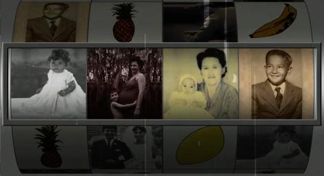 Lottery of Birth 2014, digital still single channel video (Fiona Gavino & J Pacena with BM Lab)